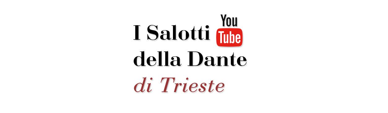 Aperto il canale Youtube della Dante di Trieste