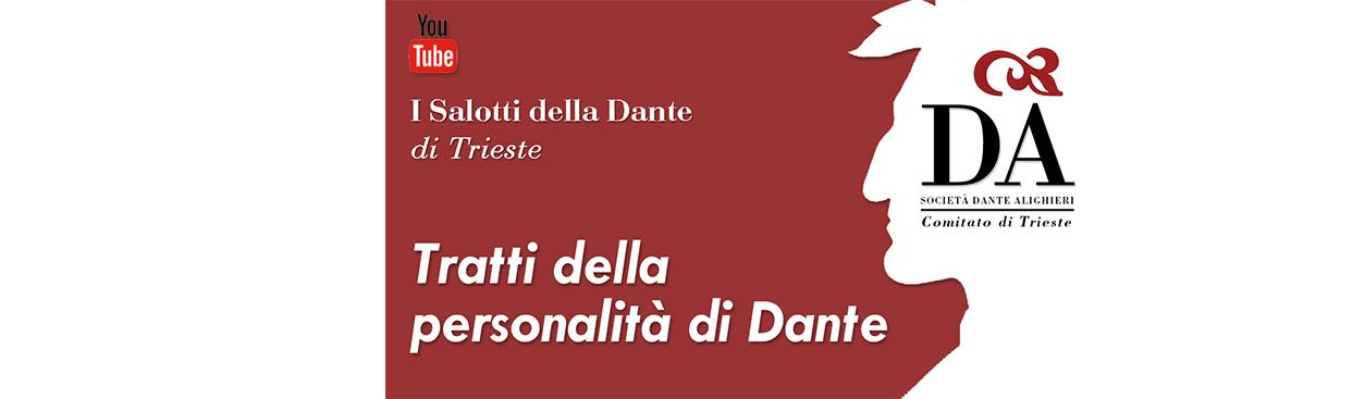 VIDEO – Tratti della personalità di Dante.